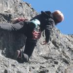 Samantha Climbs  9/17/06