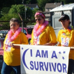 1st Cancer Survivor Walk