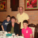 Family in Cabo--January 2012