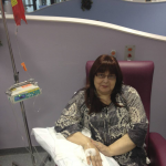 Last Chemo, 2nd time round