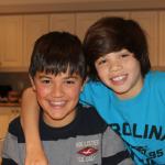 My boys--November 2012