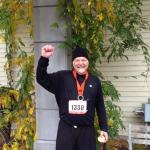 half marathon done !