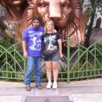 David and Candy (Vegas 2011)