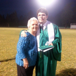 MY GRANDSON'S GRADUATION