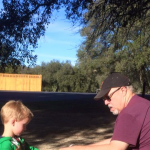 Dad and Austin
