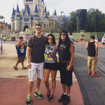 Birthday at Disney