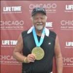 Chicago half-marathon done !!   Life continues!!