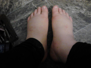The story my feet told