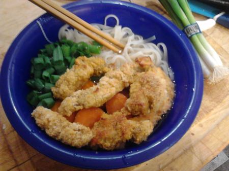 Tokansu with Pork Cutlet