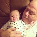Grandpa Snuggles