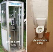 The New Phone Booth