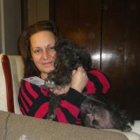 me and my dog elton